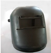 Mascara de soldar
